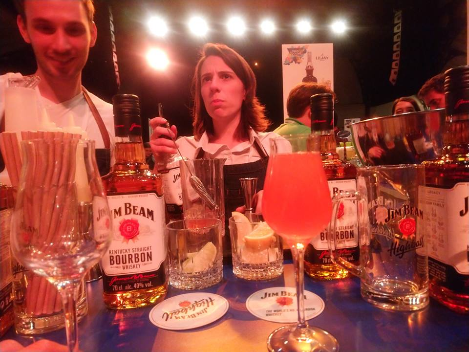 Jim Beam - Paris Cocktail Festival