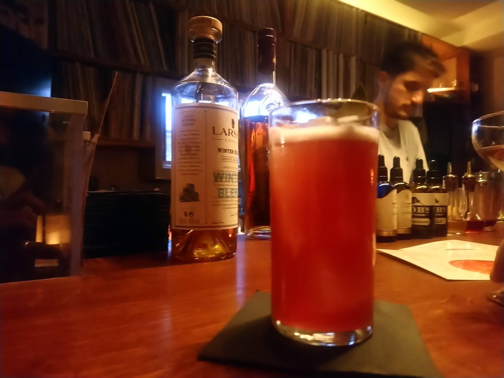 Cognac cocktail connexion - Fréquence - Paris - 2018