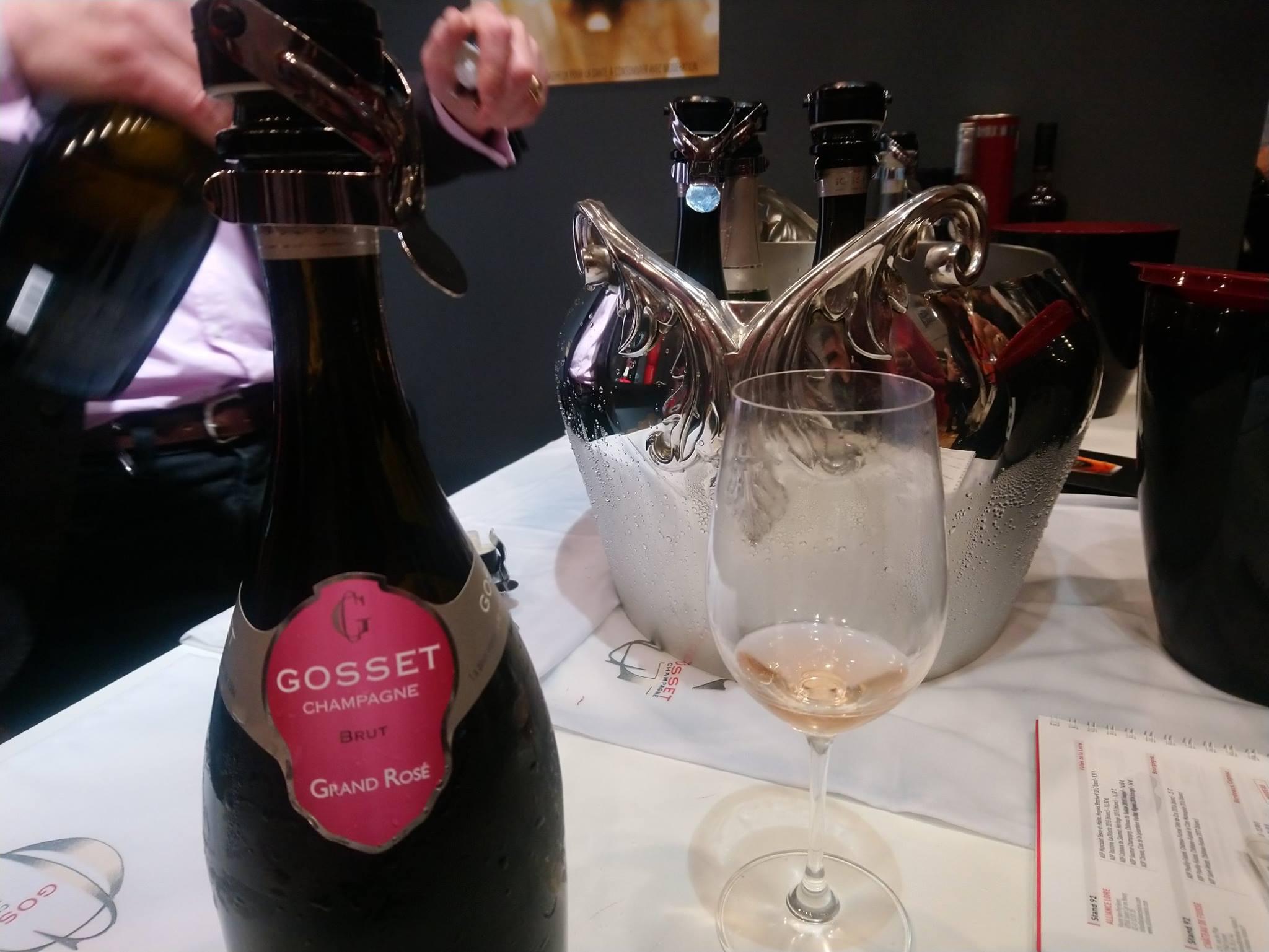 Champagne Gosset - Grand Rosé