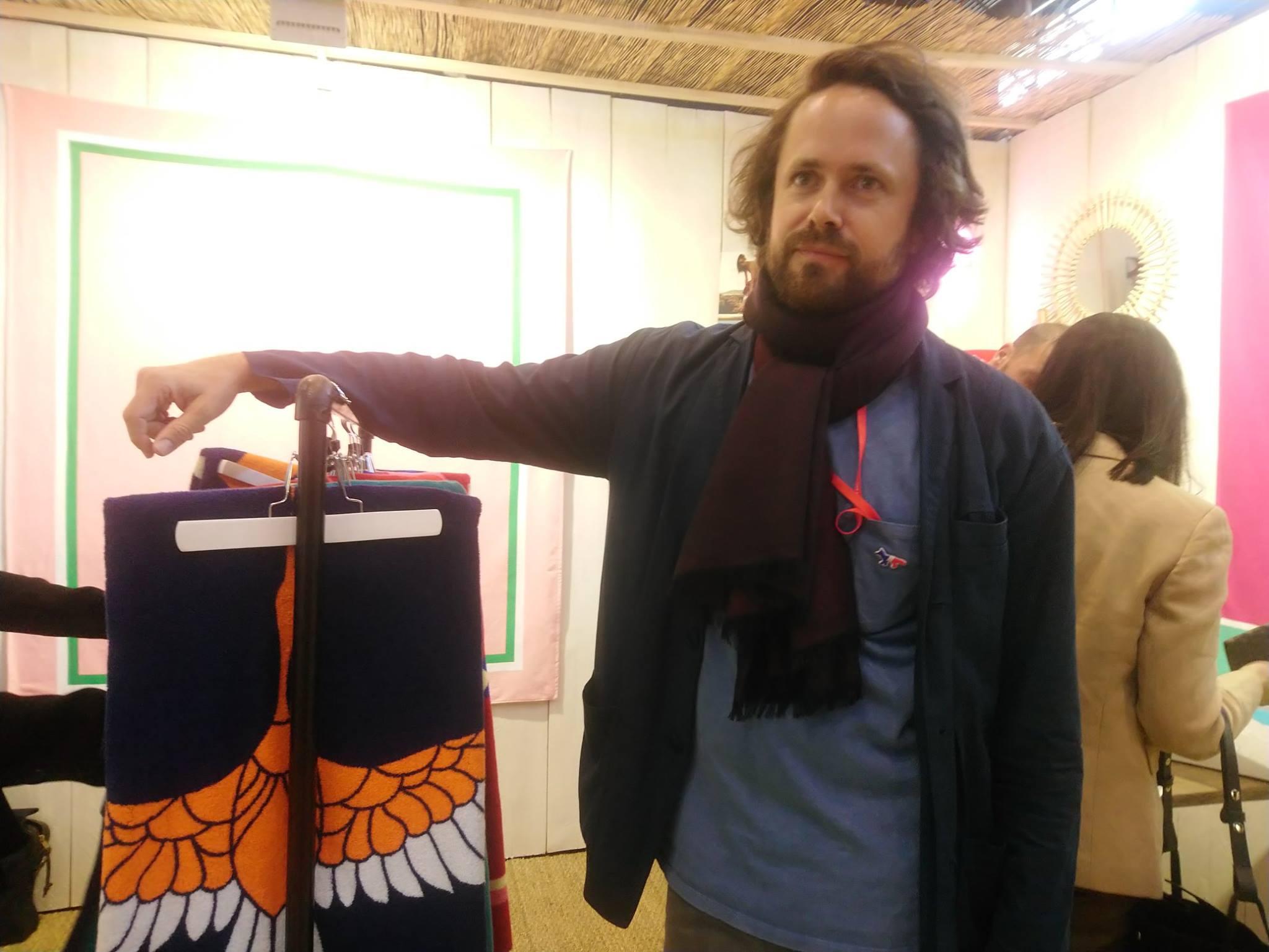 Jérôme Basquiat - Paper republic