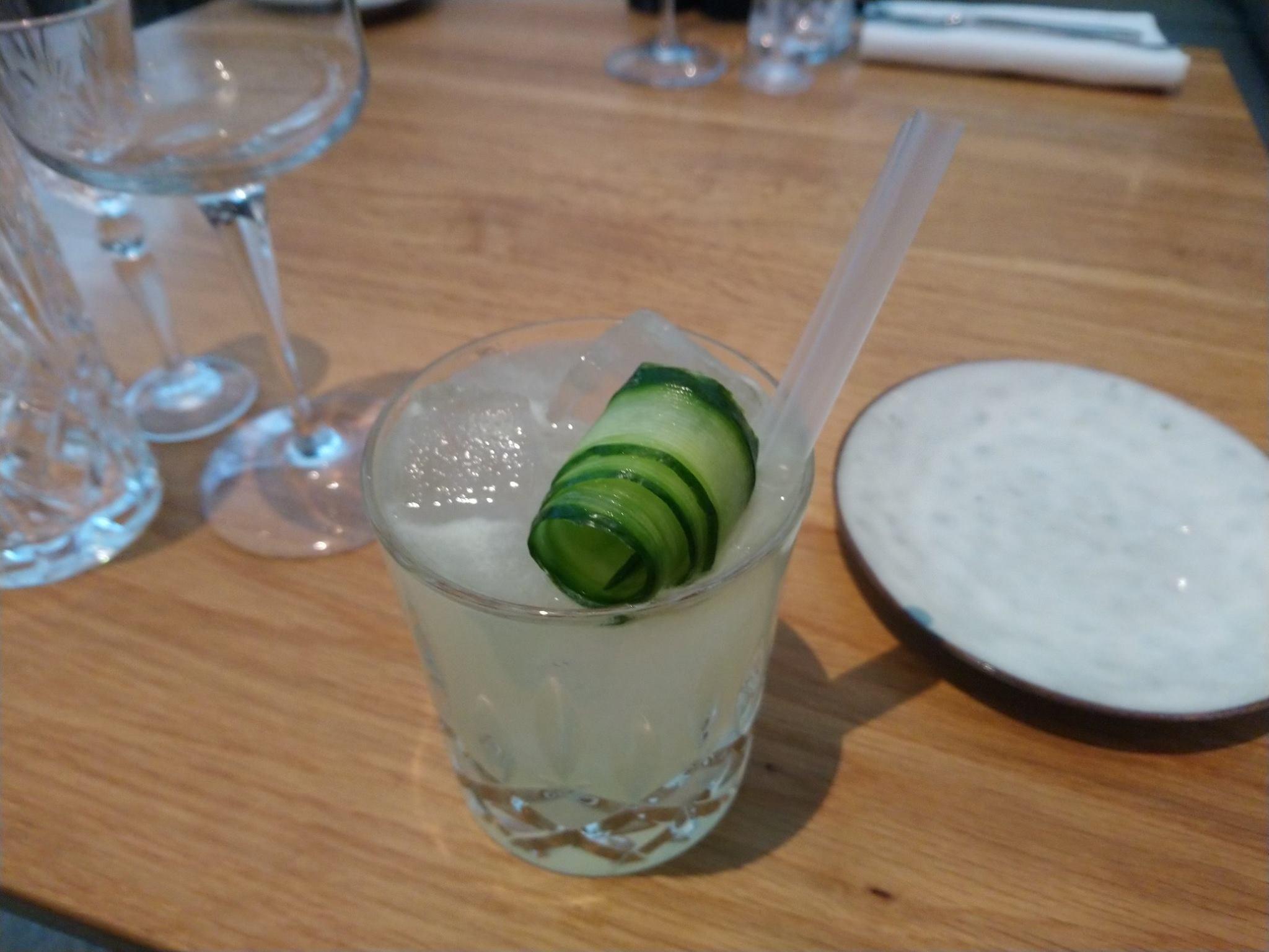 Cocktail Flora Danica