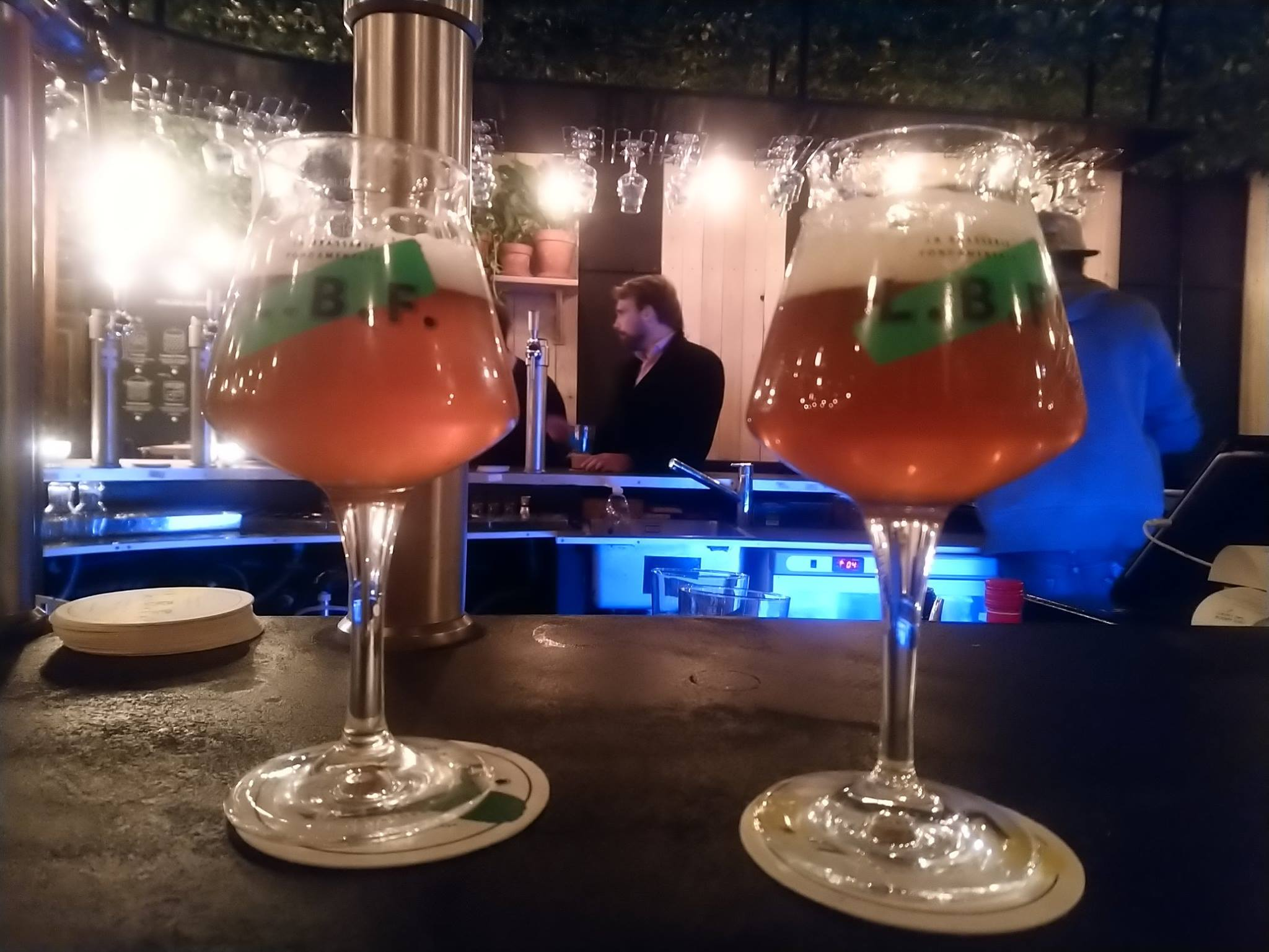 Pale Ale vs IPA - Le Bar Fondamental - Pigalle - Paeis