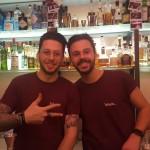 A Paris, l'équipe de Bisou est aux avant-postes de la demande en cocktails