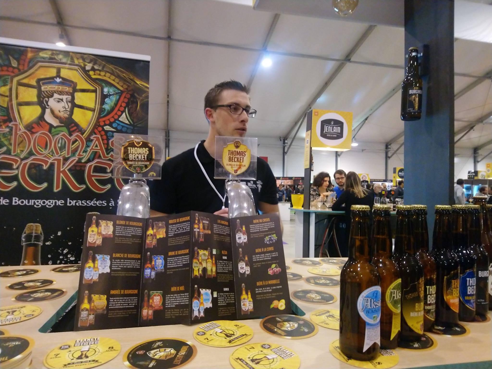 Brasserie Larché (Thomas Becket) - Planète Bière 2019)