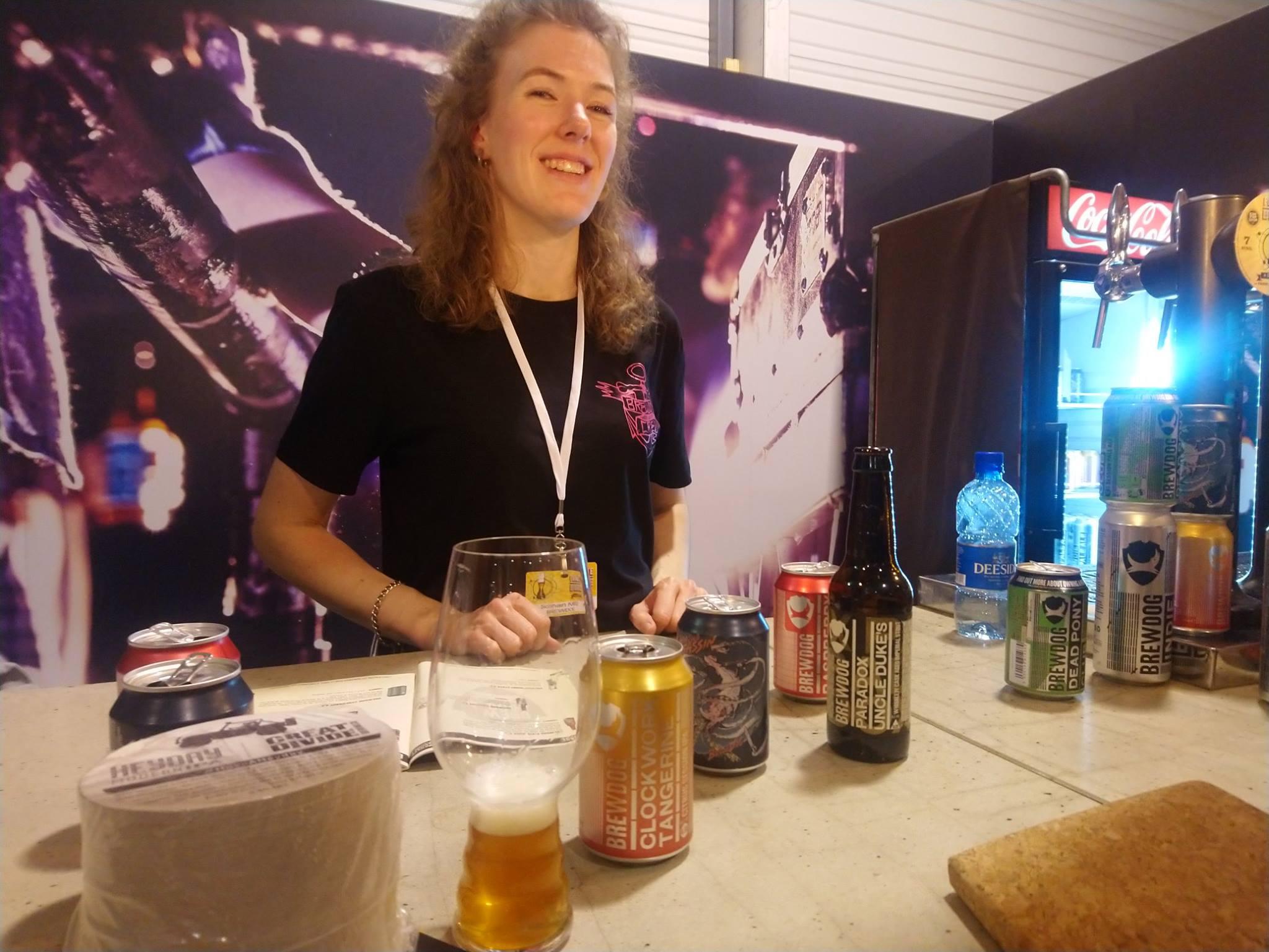 Brewdog - Nouveautés - Planète Bière Paris 2019