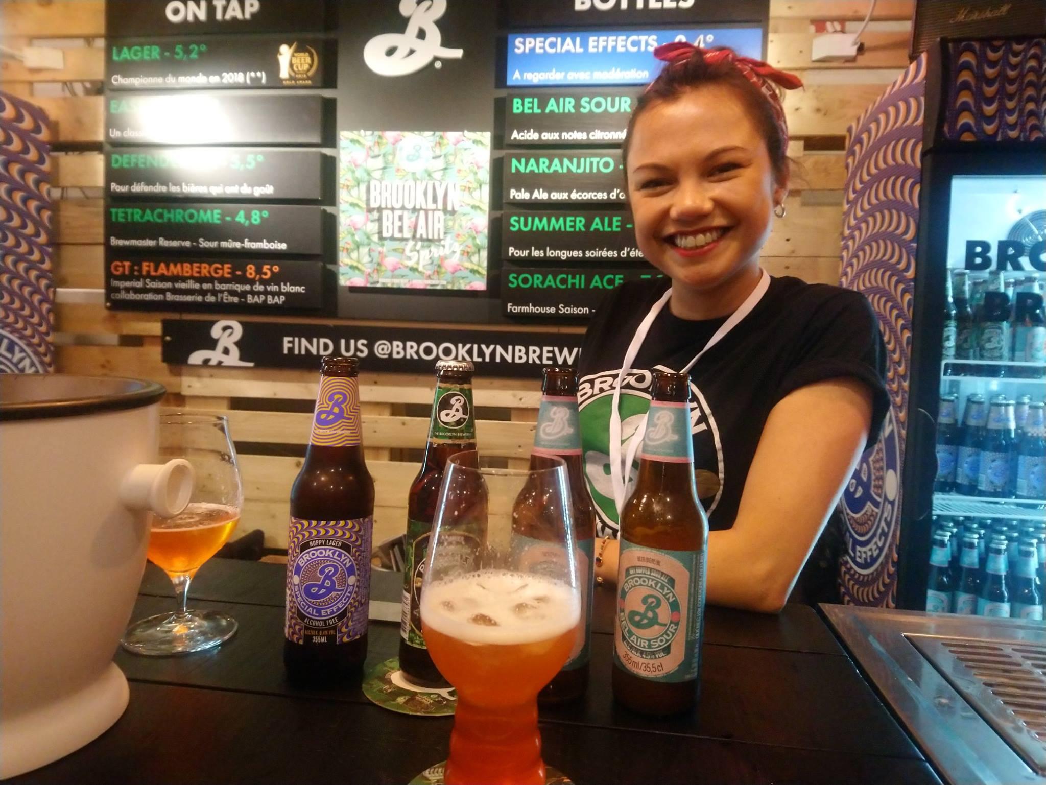 Brooklyn Brewery - Nouveautés - Planète Bière Paris 2019
