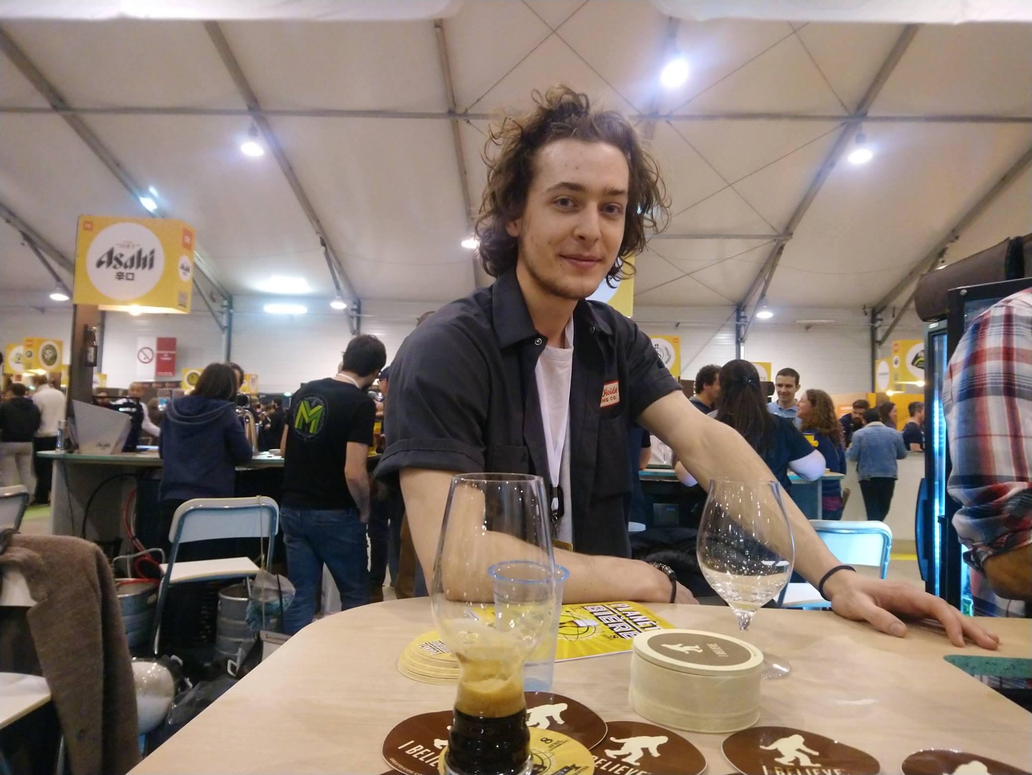 Great Divide (Cobex) - Planète Bière 2019