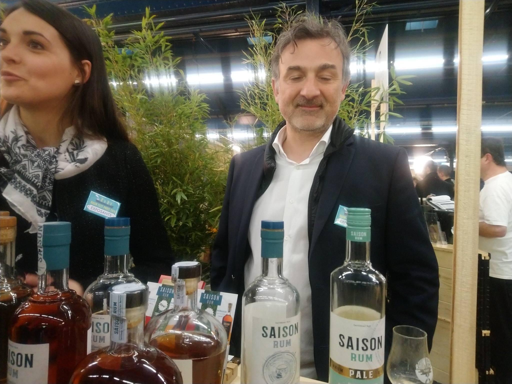 Saison Rum - Tessendier - Rhum Fest 2019
