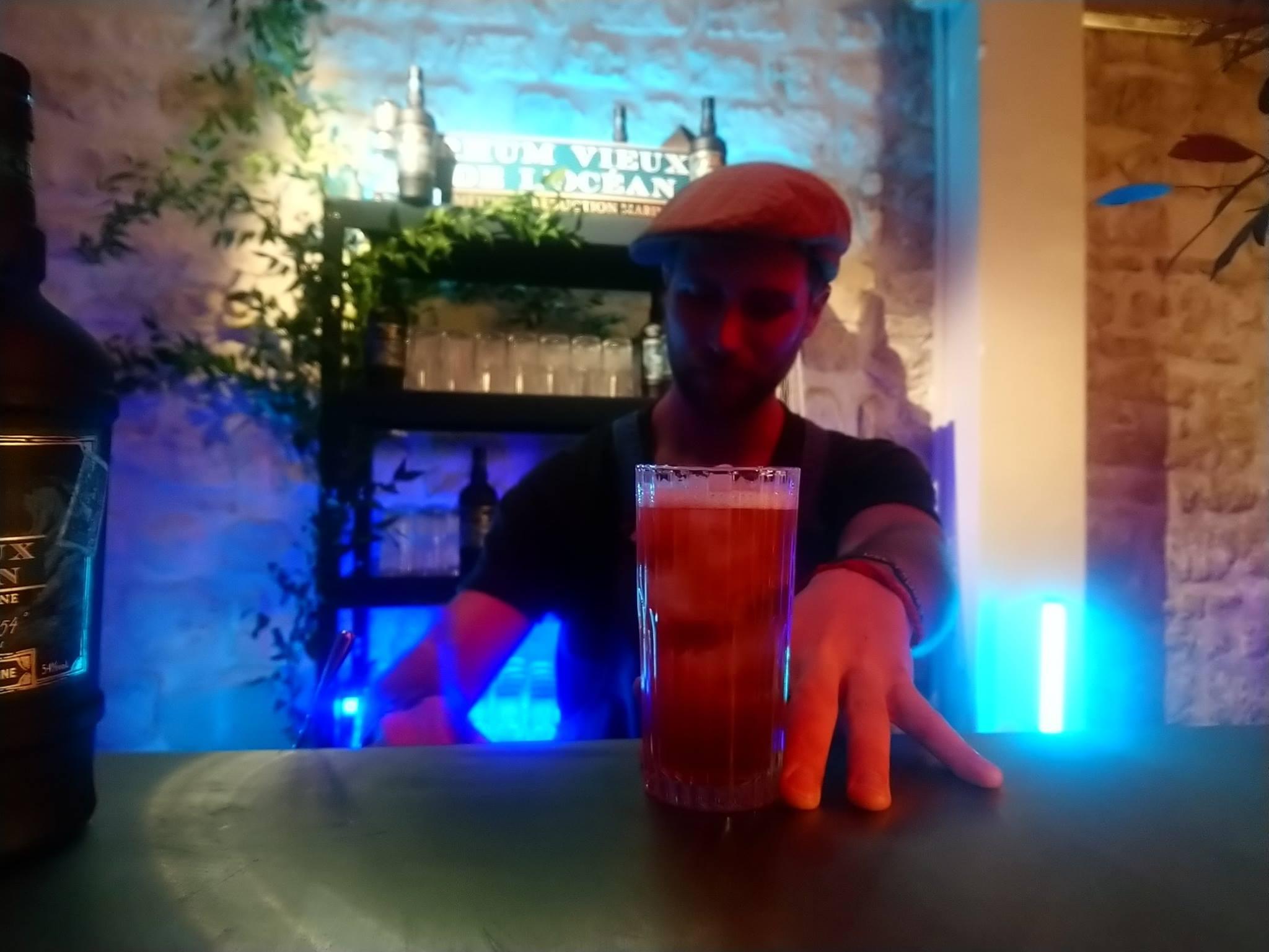 Nicolas Cruz - Botanero Paris - Trois Rivières Editions du Bar