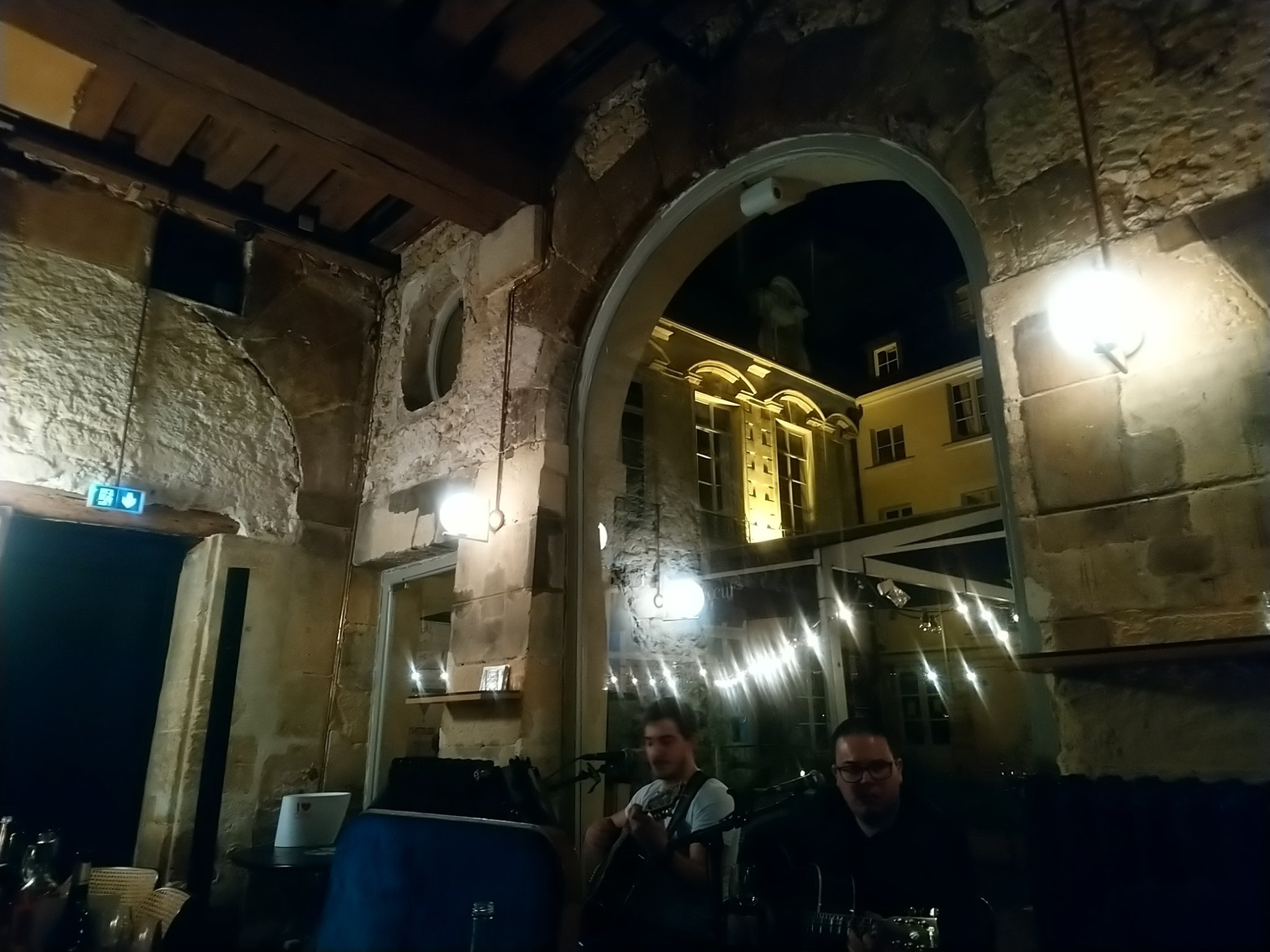 Vins de Corse au restaurant Grandcoeur, à Paris