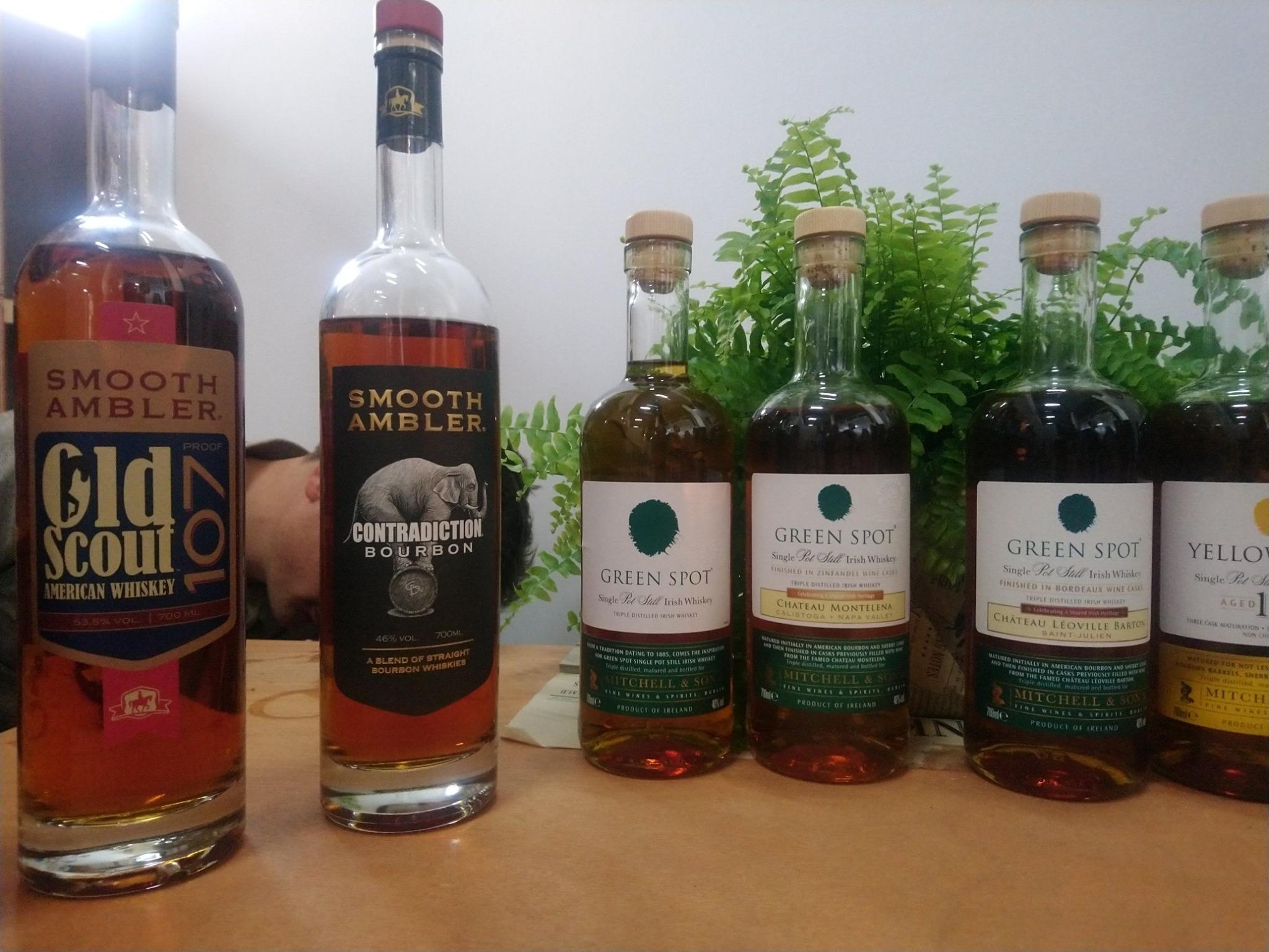 Smooth Ambler - Les Nouveaux distillateurs - Cocktails Spirits 2019