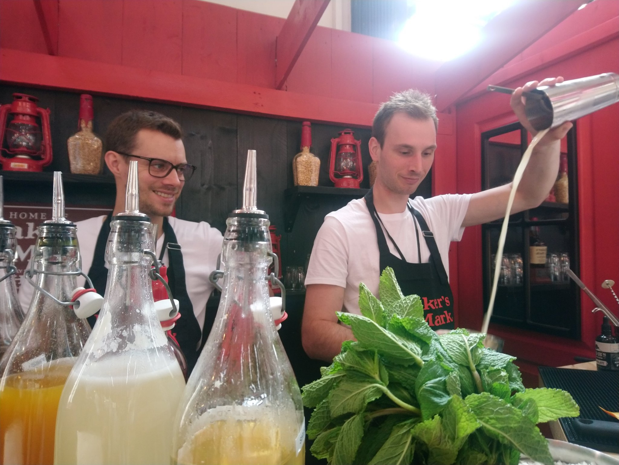 Maker's Mark (RFD) - Cocktails Spirits 2019