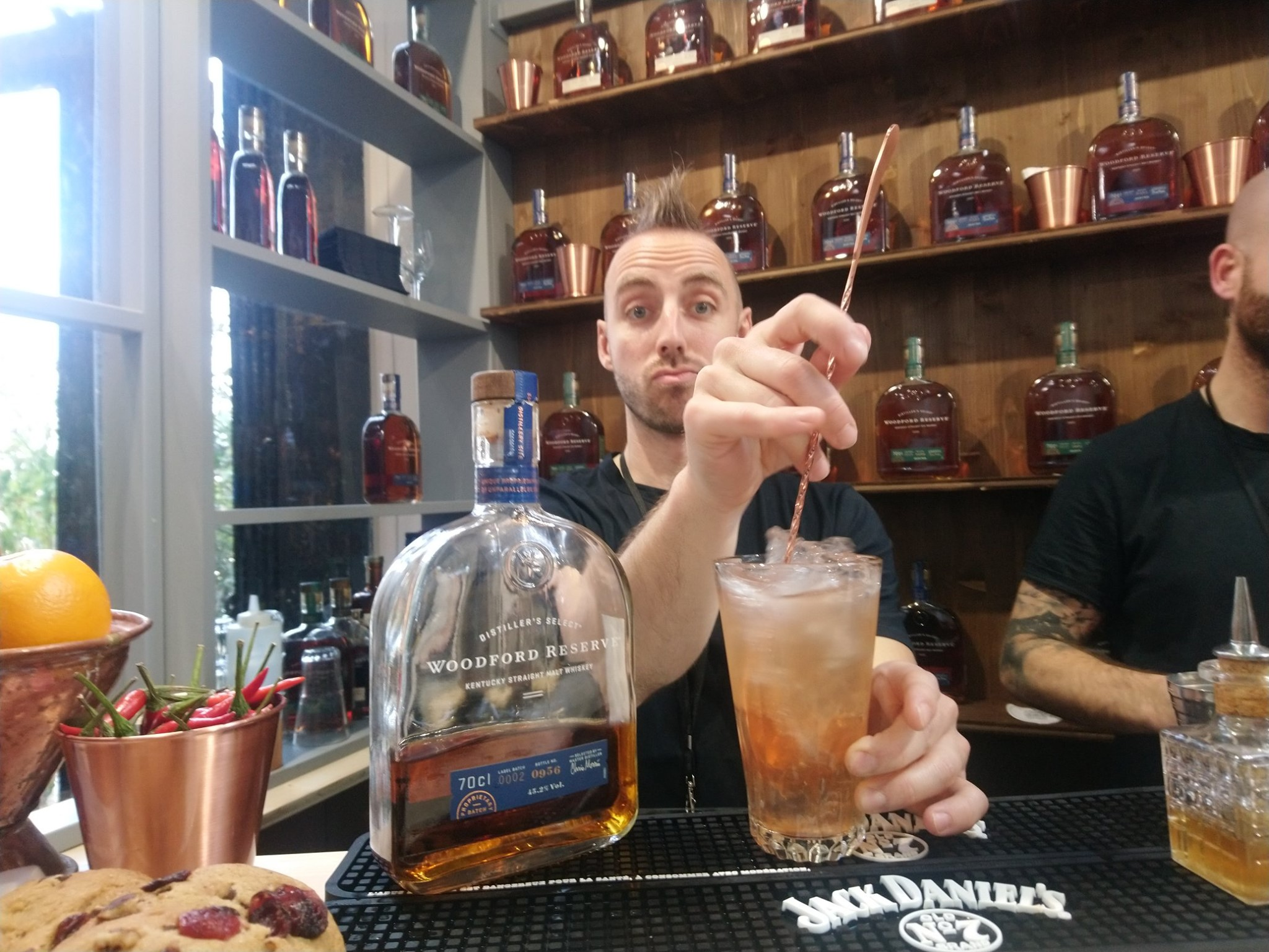 Woodford Reserve - Cocktails Spirits 2019
