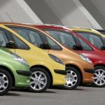 La crise frappe les achats de véhicules