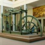 La machine à vapeur ou l'évolution du concept d'entreprise