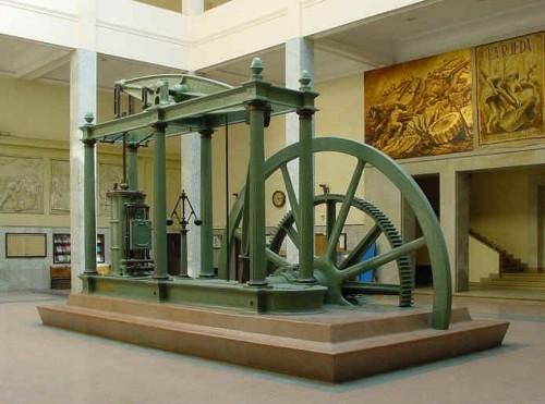 Machine vapeur james watt n 39 tait pas seul for Machine vapeur cuisine