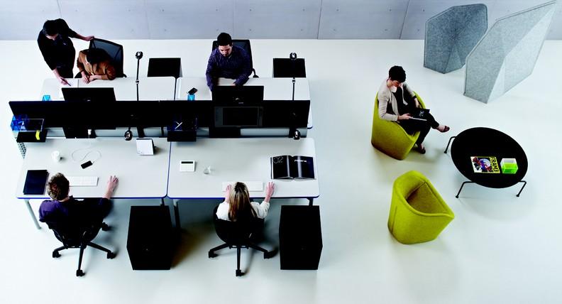 Hub grade veut faciliter la location de bureaux entre professionnels