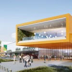 Aéroville, au cœur du premier aéroport français