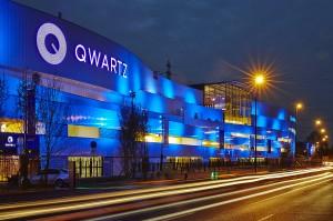Qwartz - visuel nuit - façade  -24B8566 @ Bruno Lévy