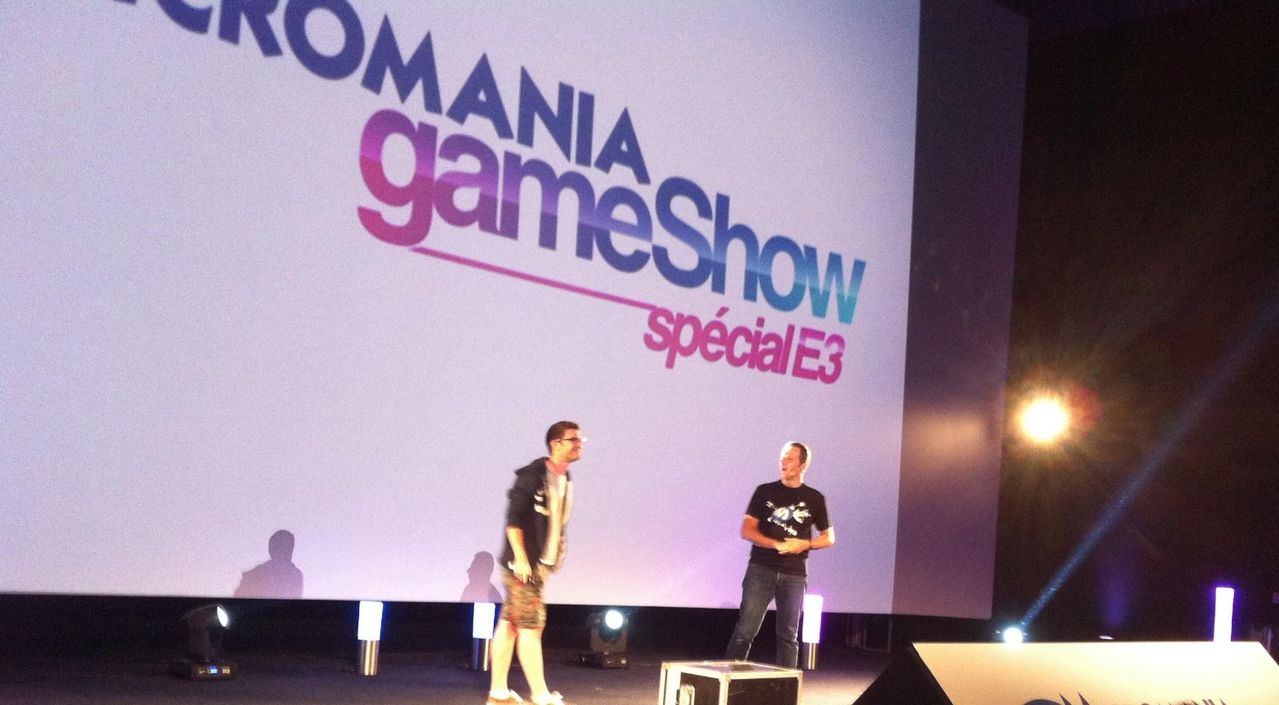 Micromania Game Show 2014