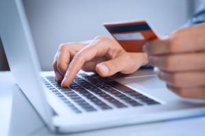 Paiement sur l'e-commerce