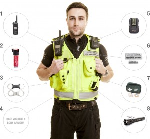 L'équipement des agents de DEP