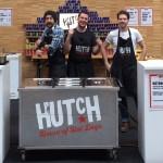 Hutch fait buzzer ses hot-dogs grâce à l'événementiel