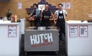 Equipe Hutch Hot Dogs House