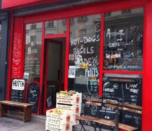 Hutch Hot Dogs House Faubourg Saint Denis
