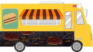 Food truck Street food