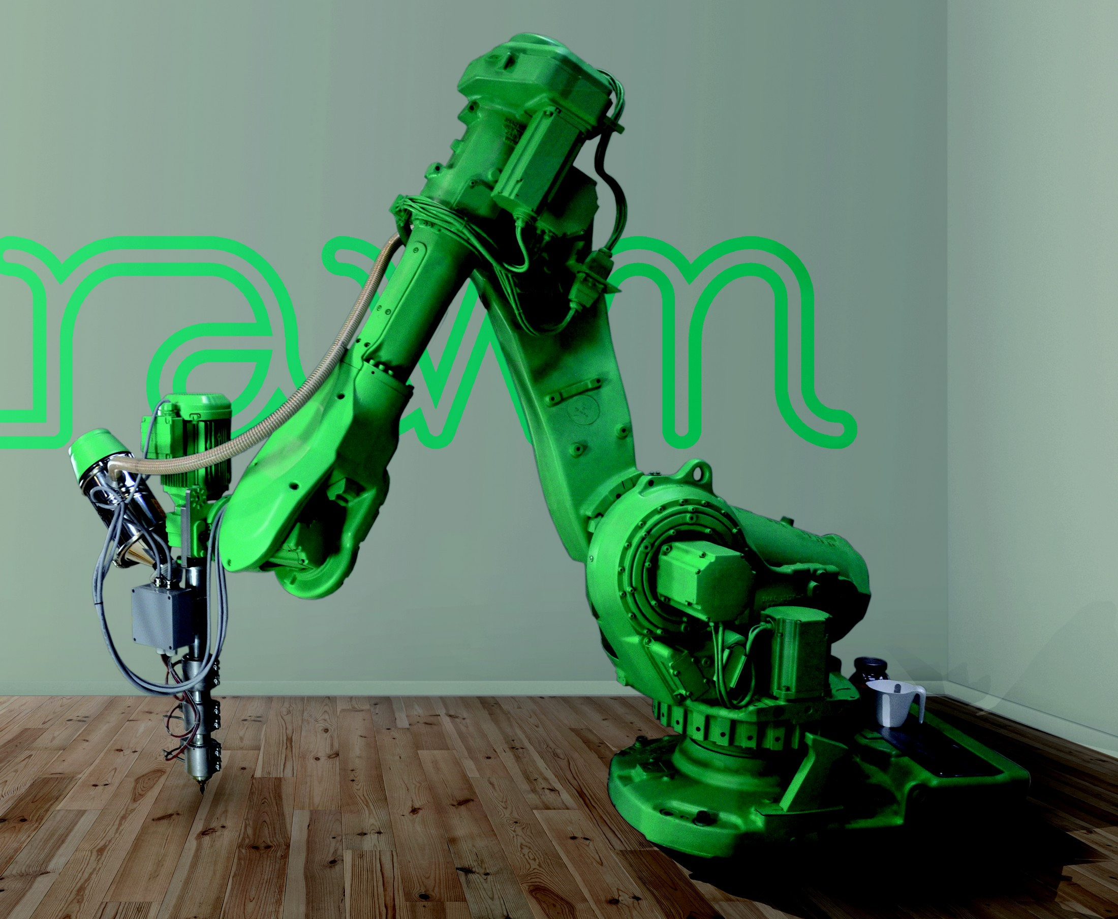 L'imprimante 3D Galatéa, de Drawn