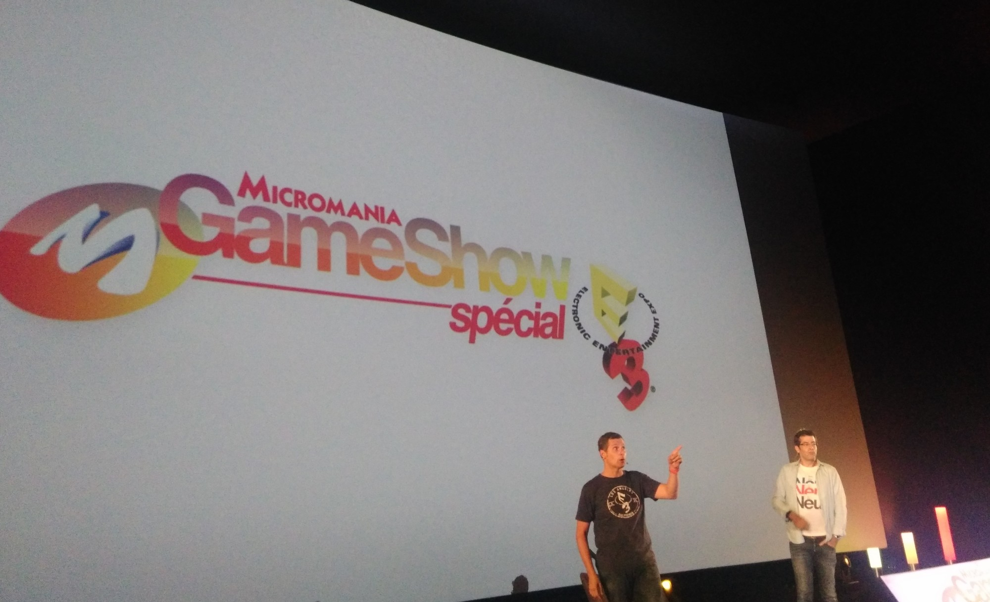 Micromania Game Show 2015