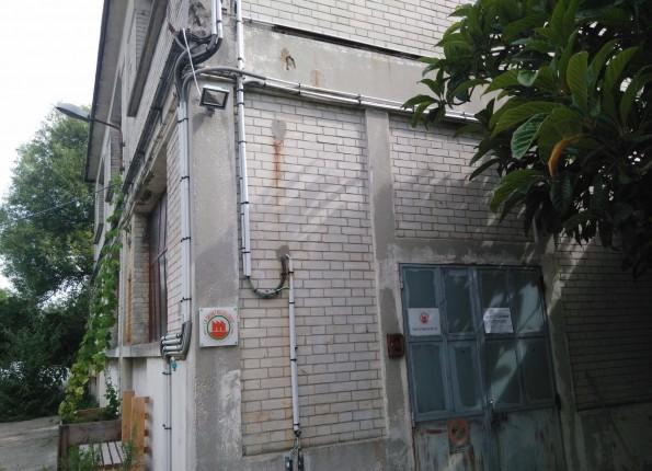 La Montreuilloise : locaux