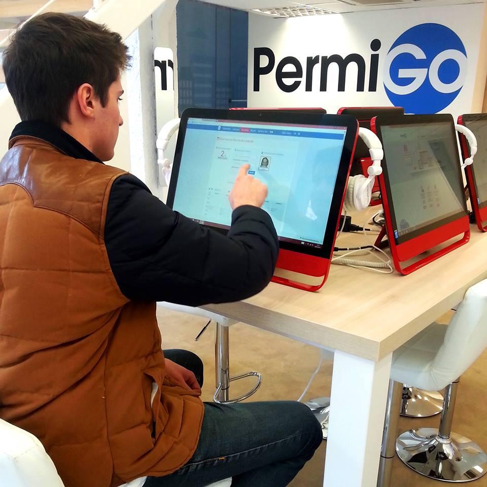 PermiGo : permis de conduire en ligne et en agence