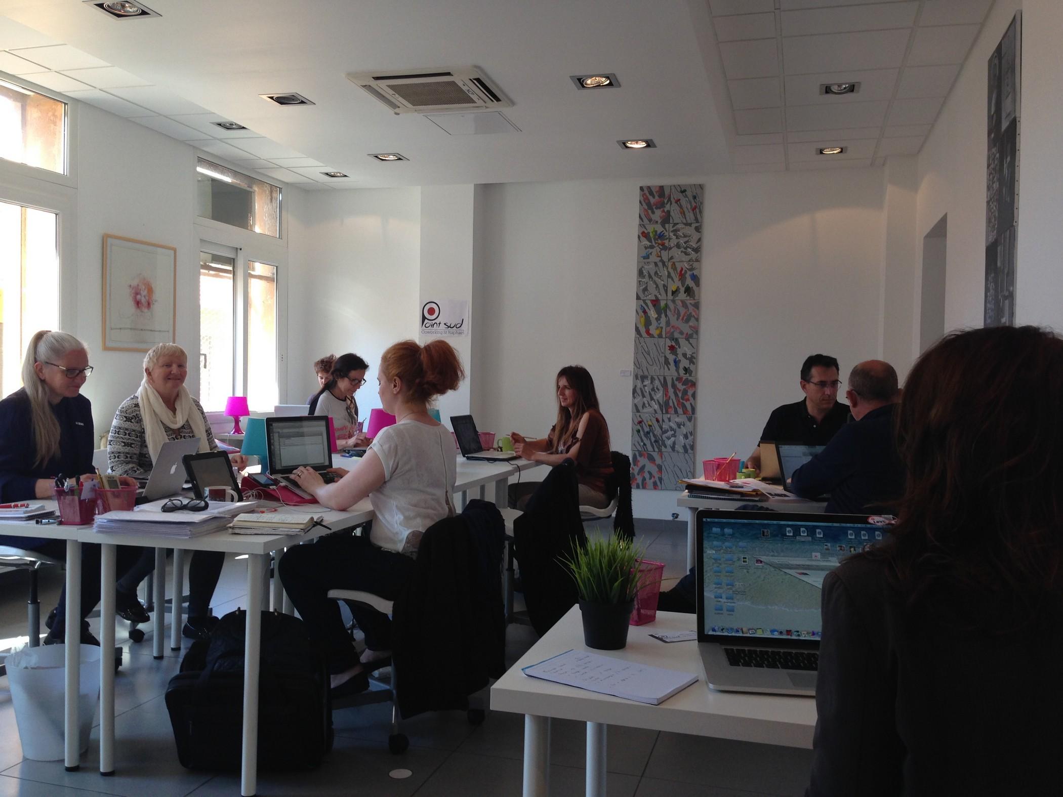 Point Sud : espace de coworking
