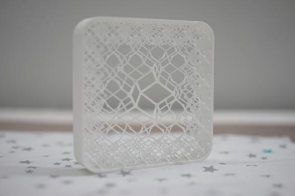 3D Fractal Crystal Structures - Applied Kinematics
