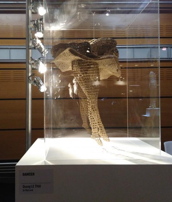 Duong Le Thai - 3D Printshow Paris (2)