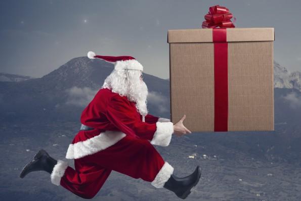 Logistique du père Noel
