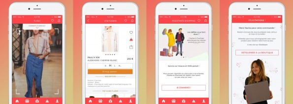 Wishibam : application mobile