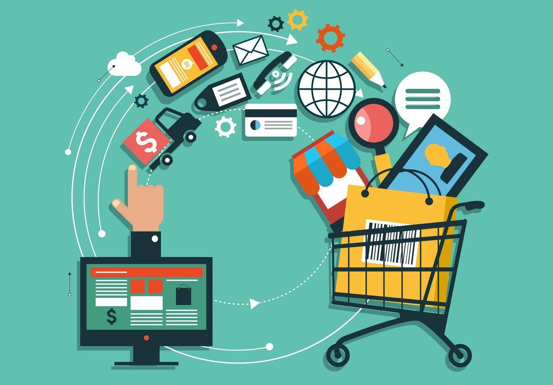 Revente de produits sur internet