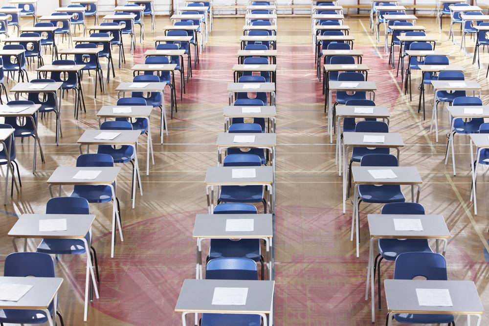 Salle d'examens et de concours : grandes écoles, bac, brevet, sciences po