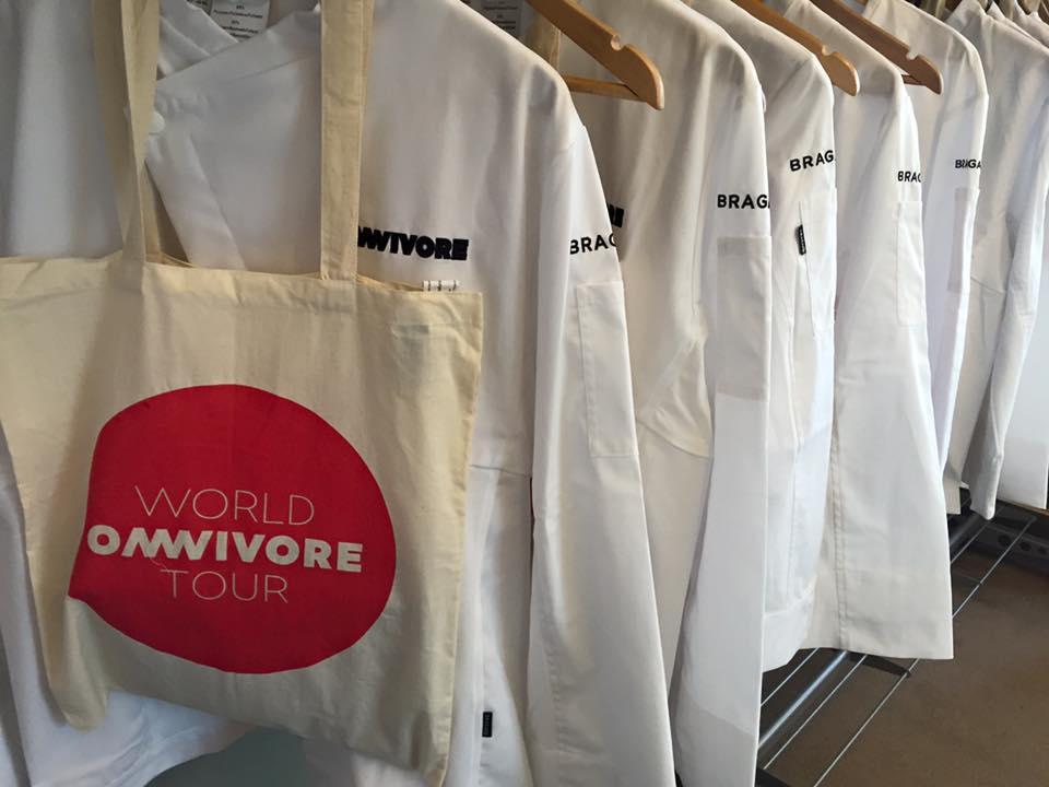 Omnivore World Tour Paris 2016