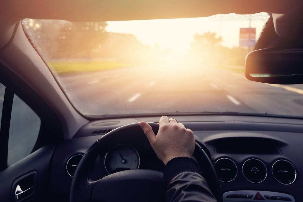 Conduite sur la route