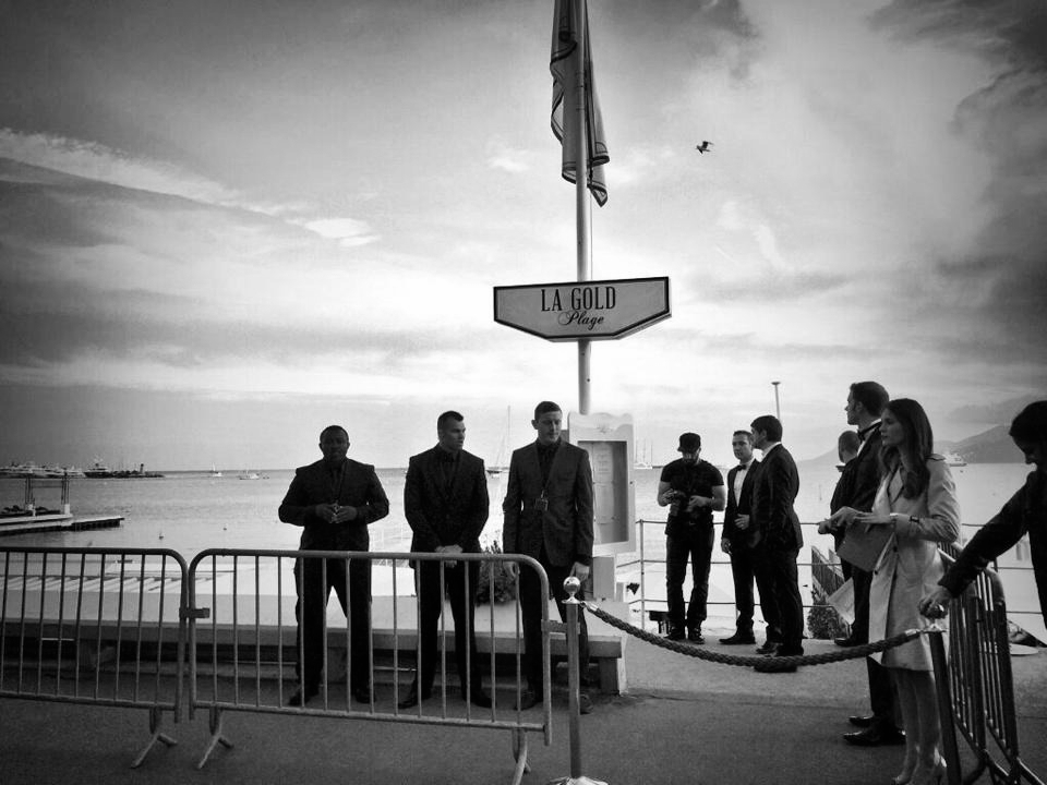 Cannes Party - 13Noir Proection