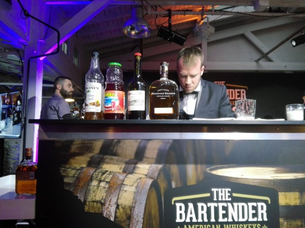Brown Forman - Bartenders Contest American Whiskeys 2016