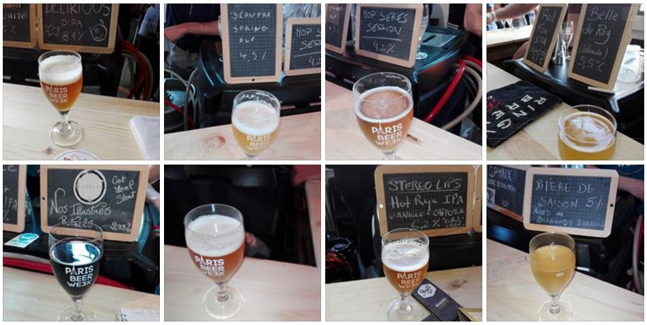 Grand final de la Paris Beer Week 2016