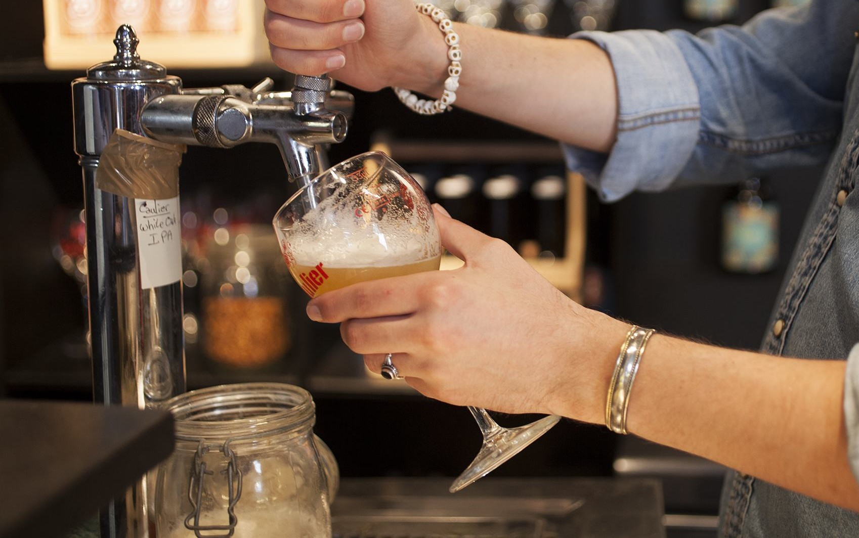 Hop:Up - Bar éphémère - Les Dîners Bons