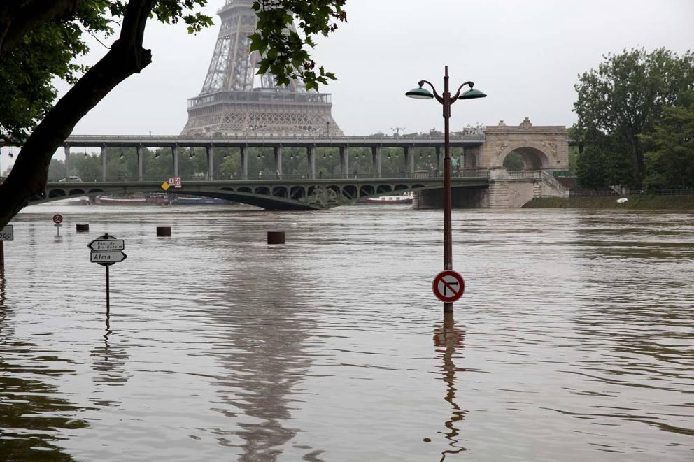 Crue de la Seine - Juin 2016