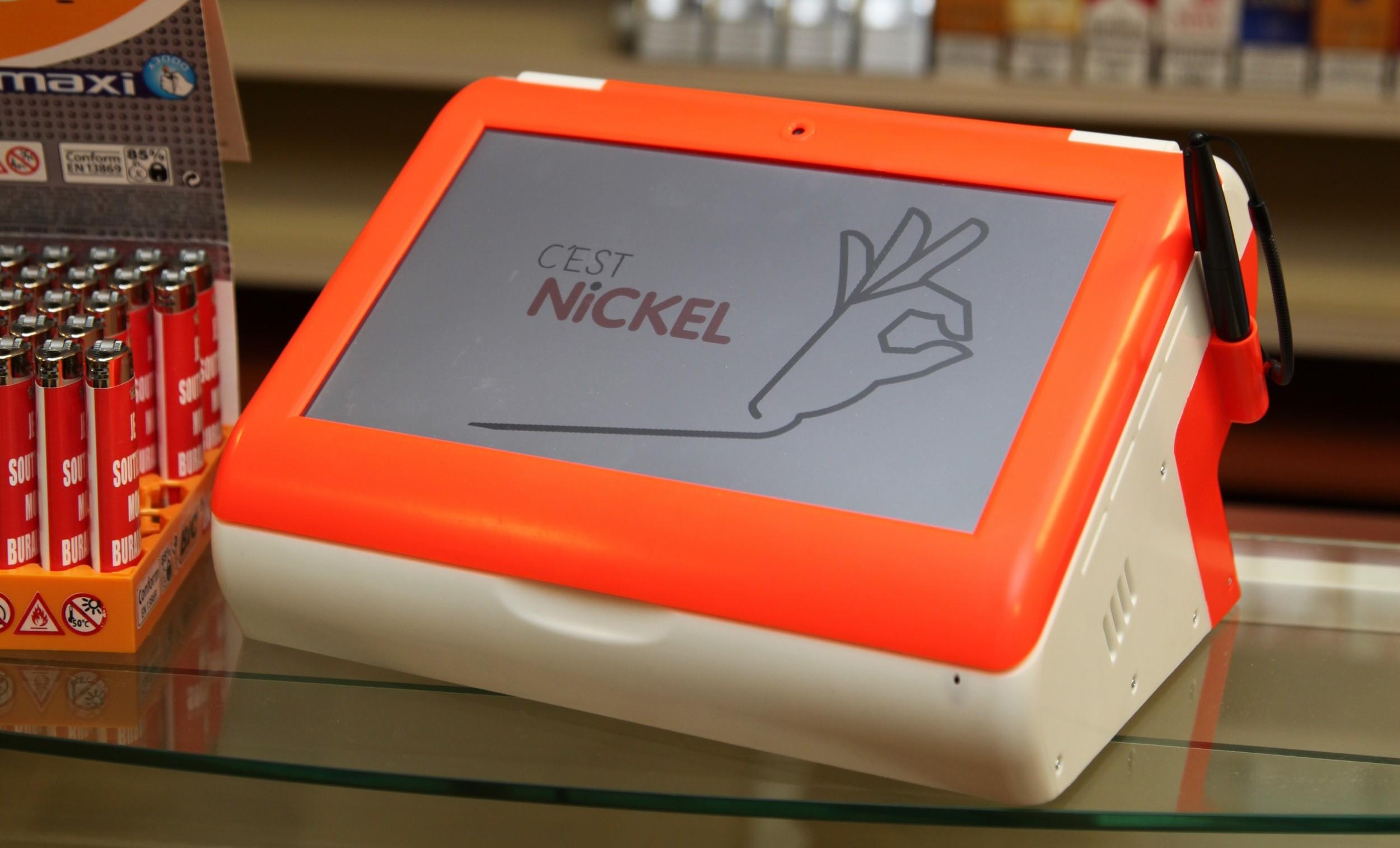 Borne Compte-Nickel