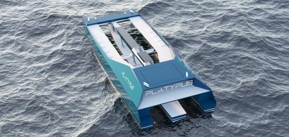 Platypus Craft - Semi-submersible